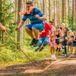 организация и проведение физкультурных спортивных мероприятий